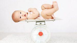 cum sa monitorizati cresterea bebelusului